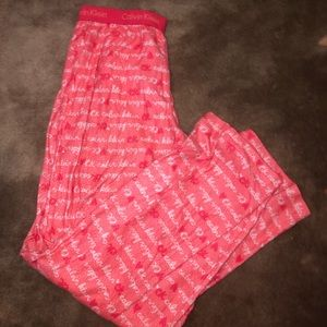 Other - girls pajama pants